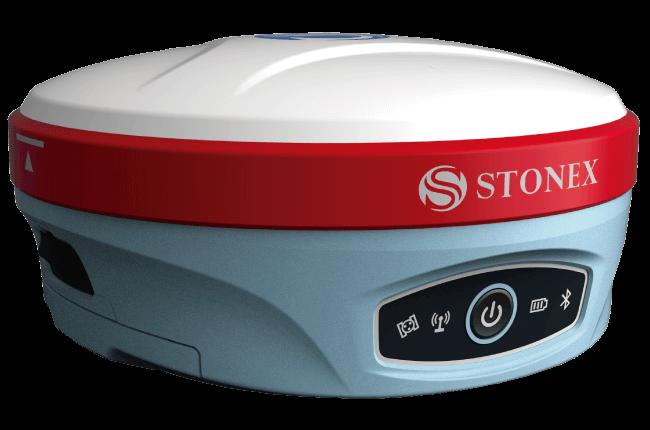 stonex s900A, receptor gnss