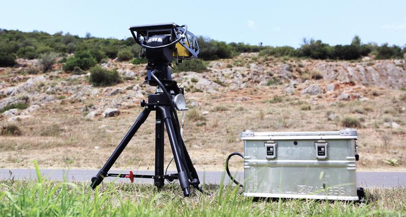 Hydrog escan en operacion